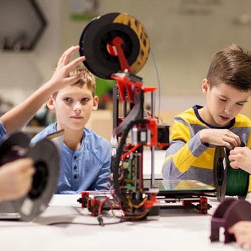 یادگیری رباتیک در مدارس
