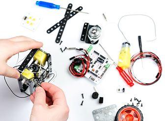 مواد مناسب برای ساخت بدنه ی ربات ها