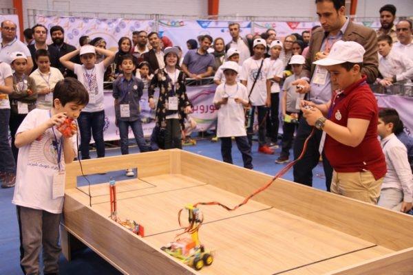 آموزش ساخت رباتیک
