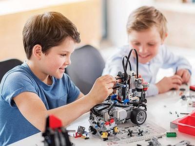 ساخت ربات ساده
