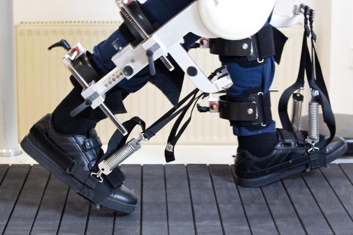 ربات Exoskeletons