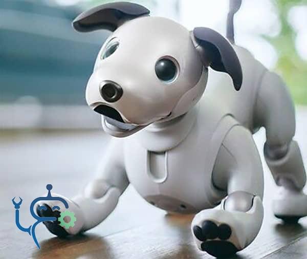 ربات سگ aibo