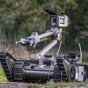 ربات های نظامی و امنیتی