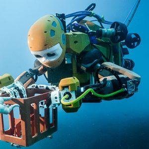 ربات های زیر آب